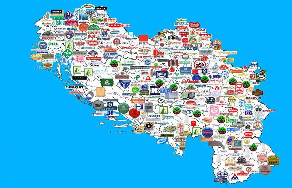 Preduzeća u SFRJ