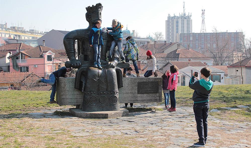 Spomenik caru Lazaru, Kruševac, fotografije čitalaca: Damir Romanov