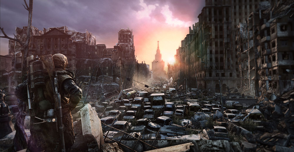 Video igra Metro: Last Light