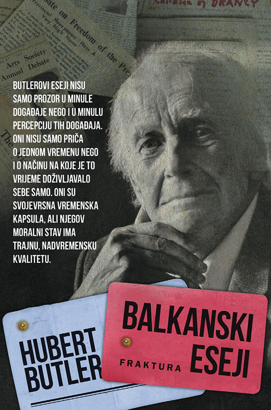 Balkanski eseji, Fraktura 2016.