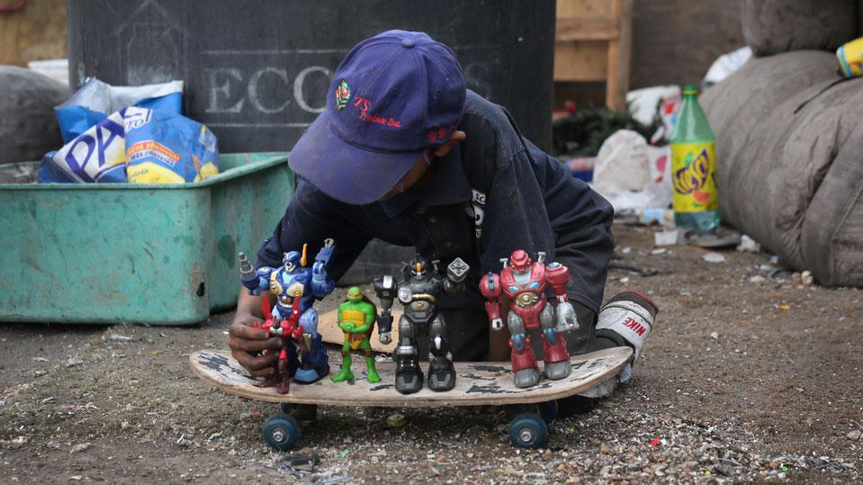 Igračke sa đubrišta, Meksiko, foto: John Moore/Getty Images