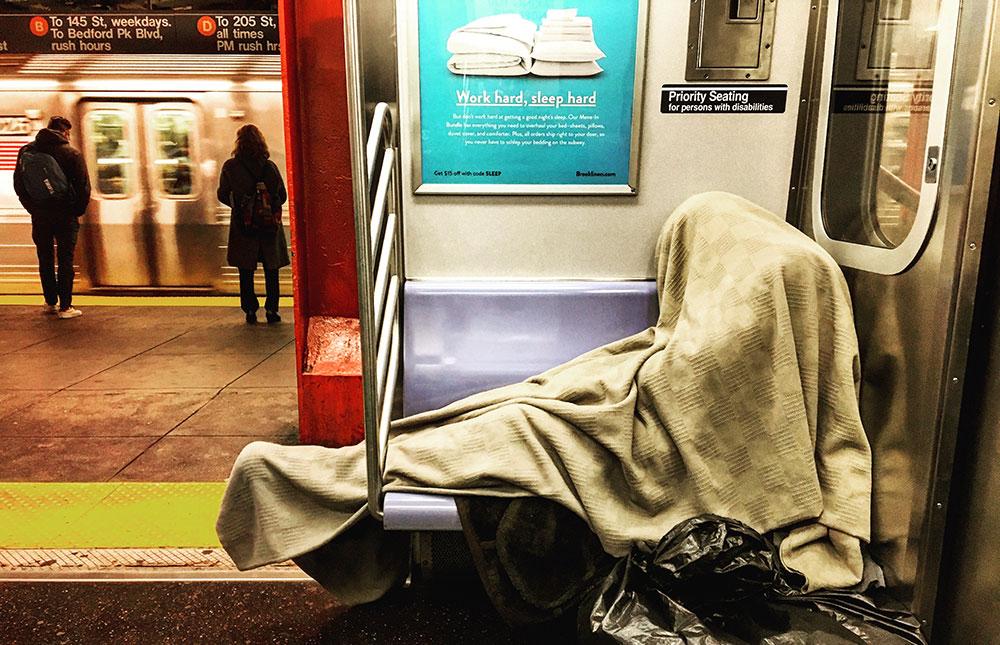 Jutro posle izbora, Njujork, foto: Miloš Ćirić