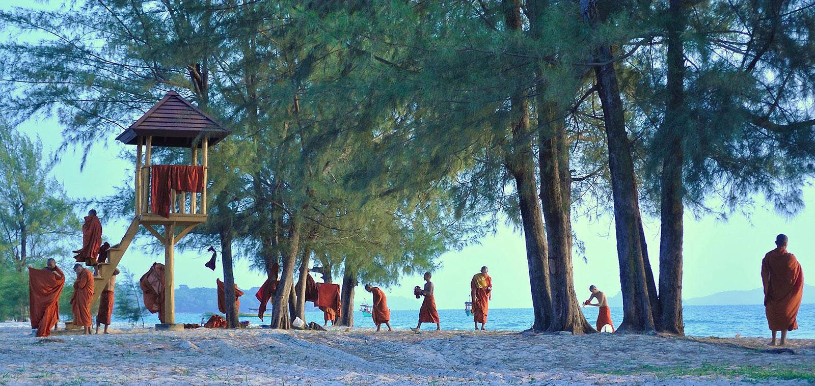 Kambodža, fotografije čitateljki, Sofia Diaz