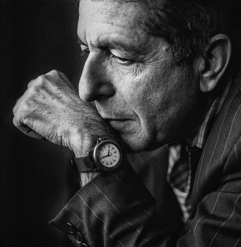 Leonard Cohen (1934-2016), foto: Dominique Issermann/Lorca Cohen
