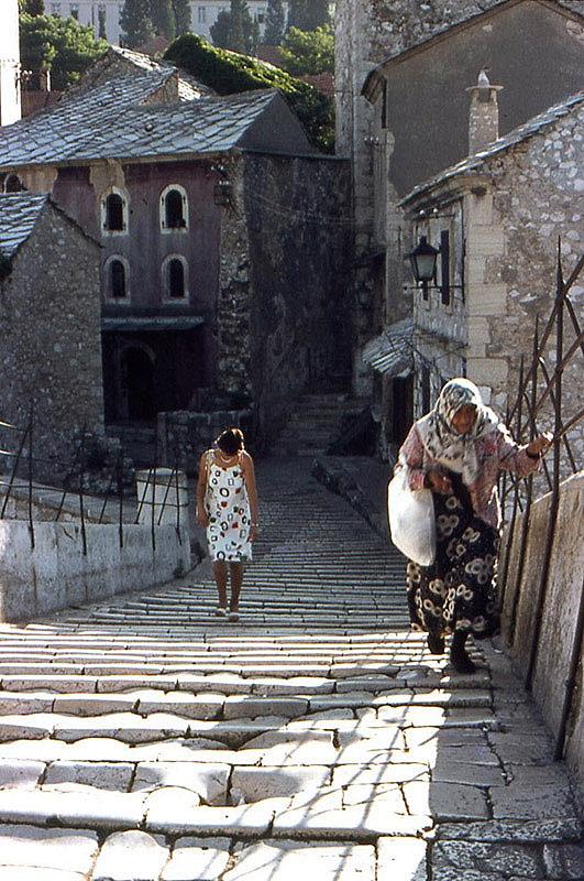 Most u Mostaru 1984, foto: CIDOM