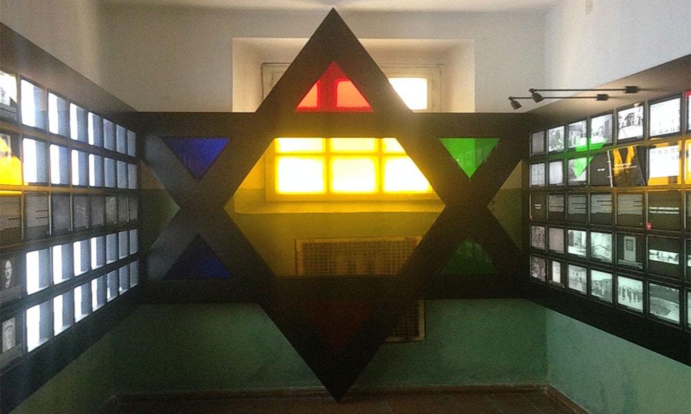 Postavka o Holokaustu, Muzej genocida u Viljnusu, Litvanija