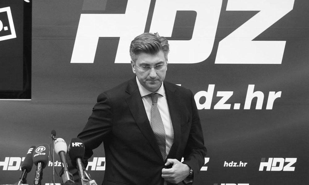 Andrej Plenković, foto: Robert Anić/PIXSELL