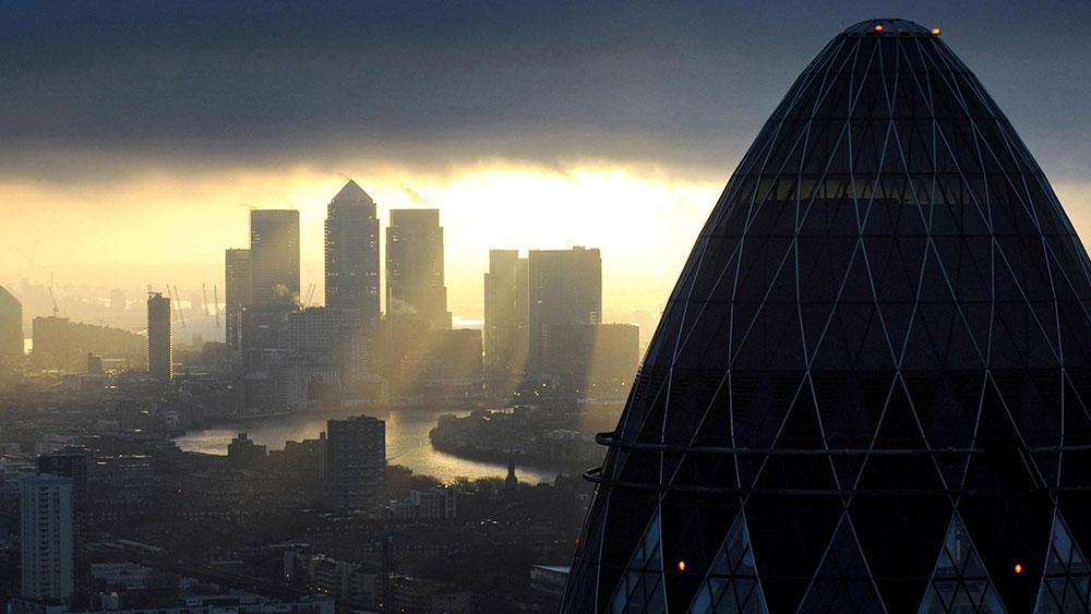 London, City, foto: Stefan Rousseau/PA