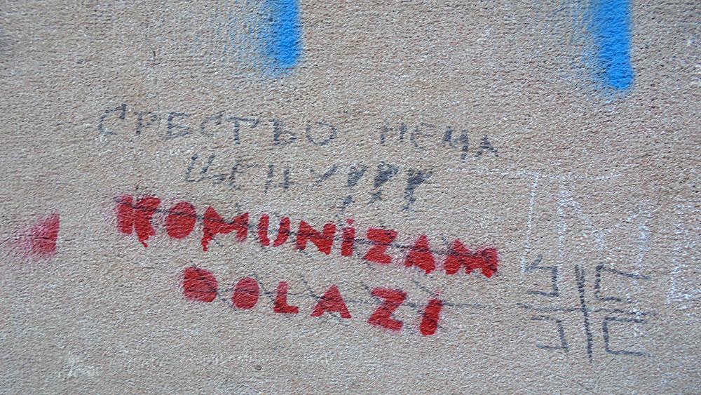 Srbstvo nema cenu!!! fofo: Slavica Miletić