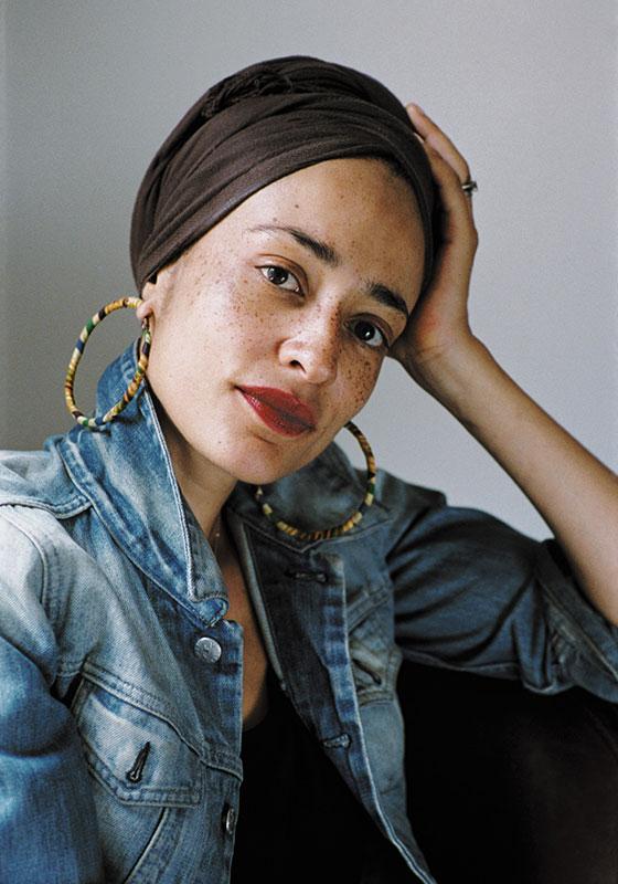 Zadie Smith, Njujork, juni 2016, foto: Dominique Nabokov