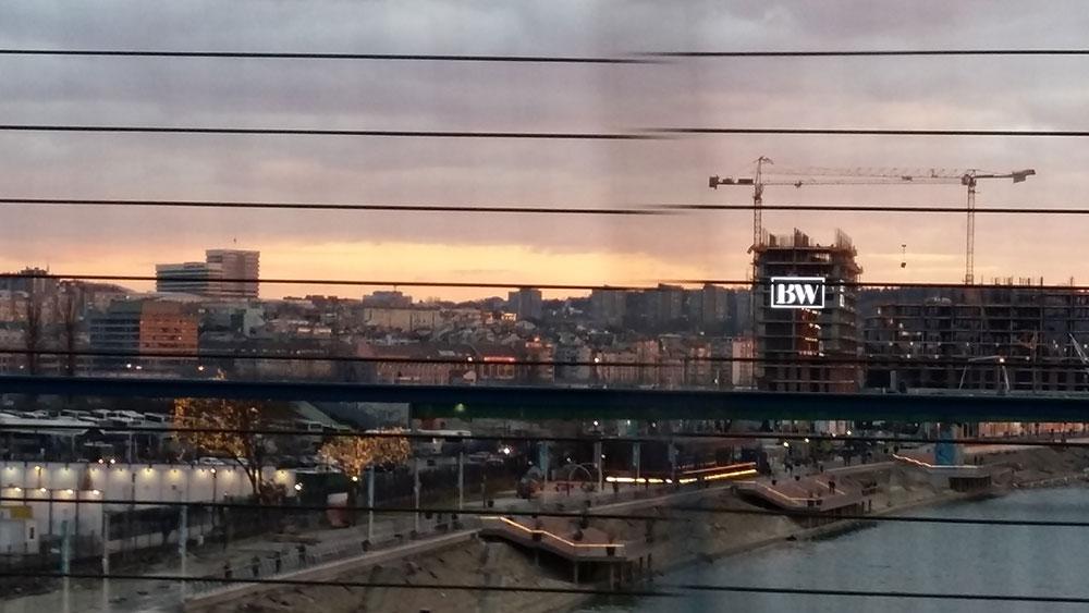 Beograd na vodi, foto: Peščanik