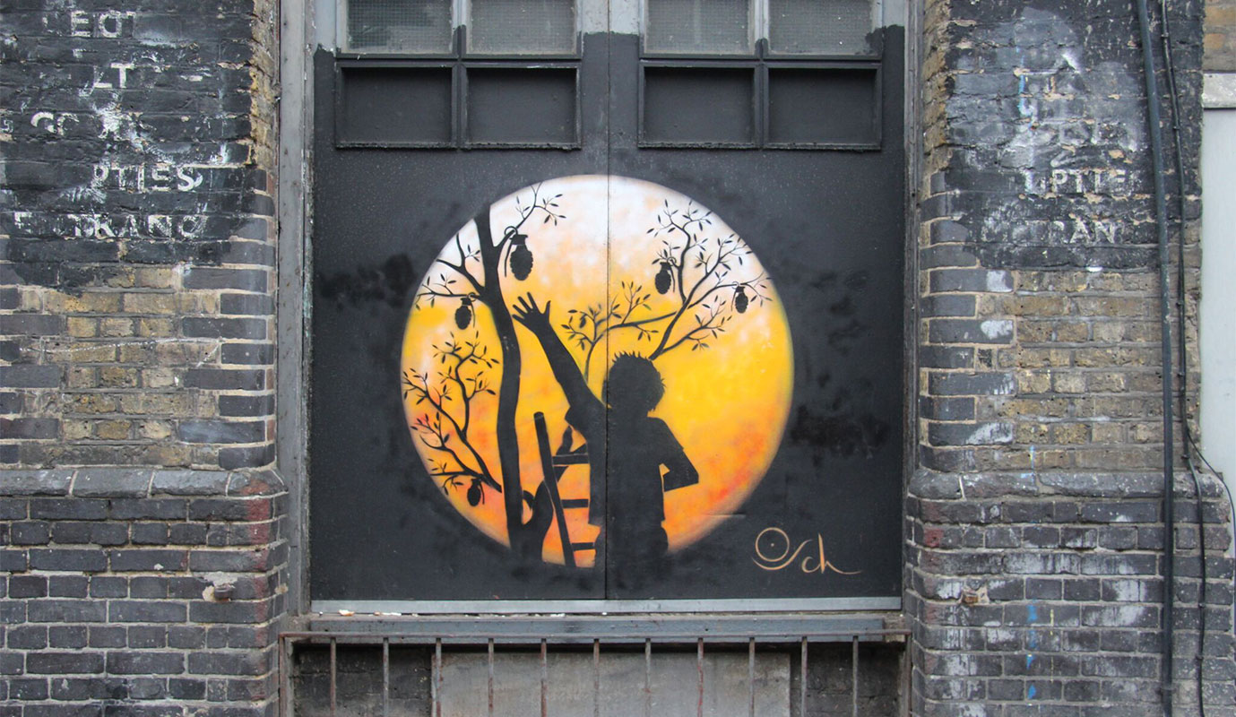Foto: Miljana Radivojević, East London street art