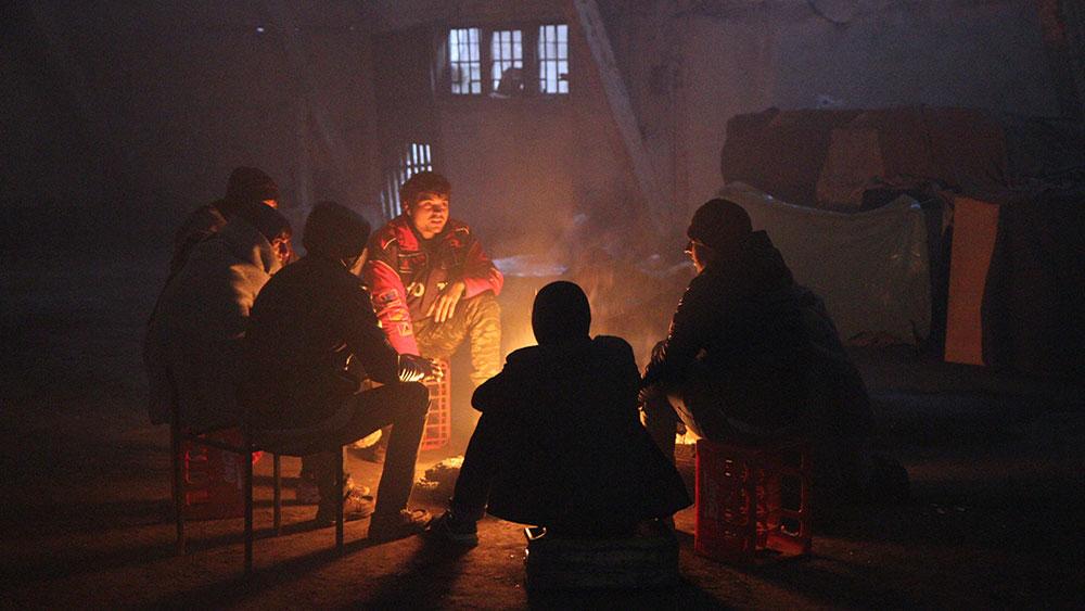 Migranti u Beogradu, foto: Konstantin Novaković