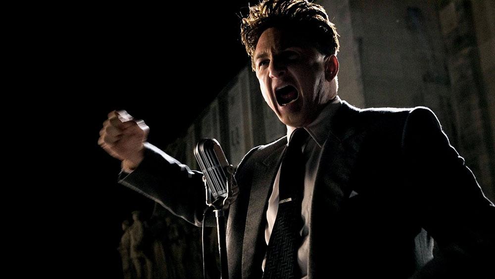 Sean Penn kao Willie Stark u filmu Svi kraljevi ljudi (2006), foto: Allstar/Sony