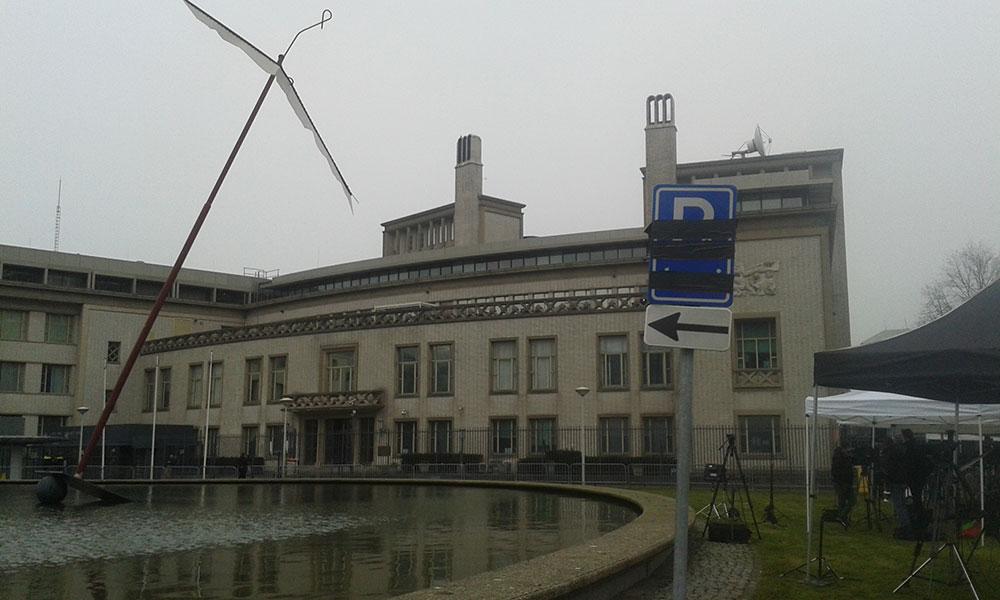 Haški sud, dan kada je presuđeno Karadžiću, foto: Aleksandar Roknić