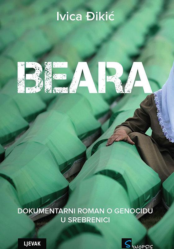 Naslovna strana romana Beara Ivice Đikić
