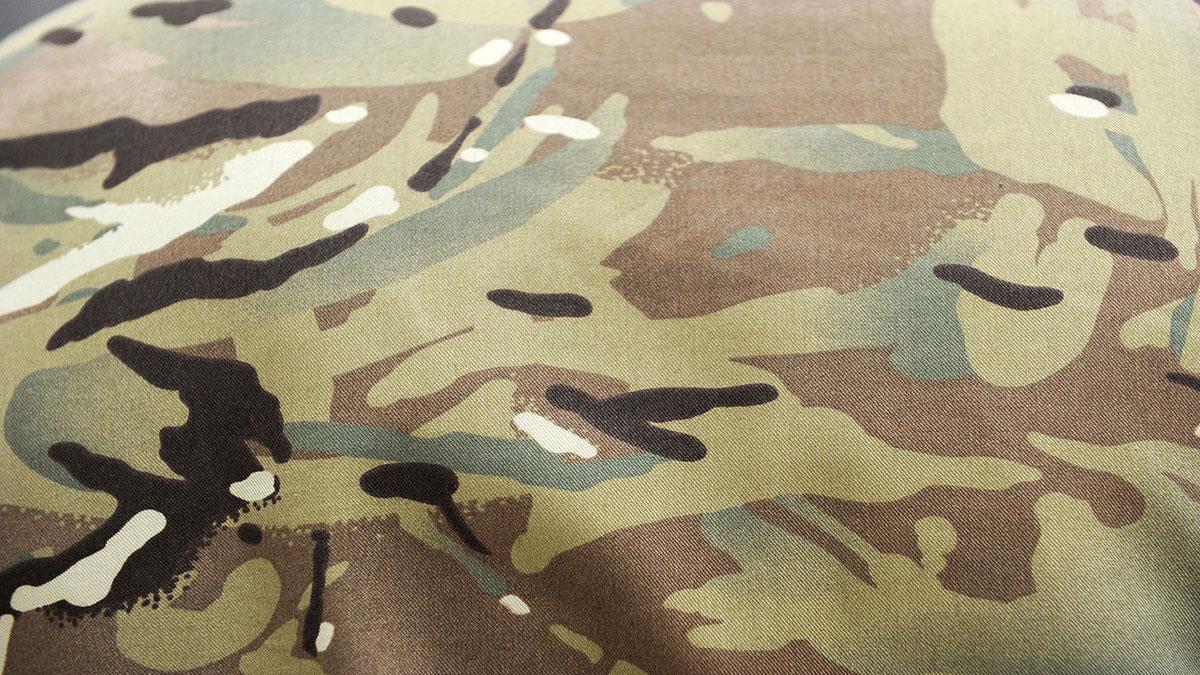 Multi terrain pattern, foto: Amanda Reynolds