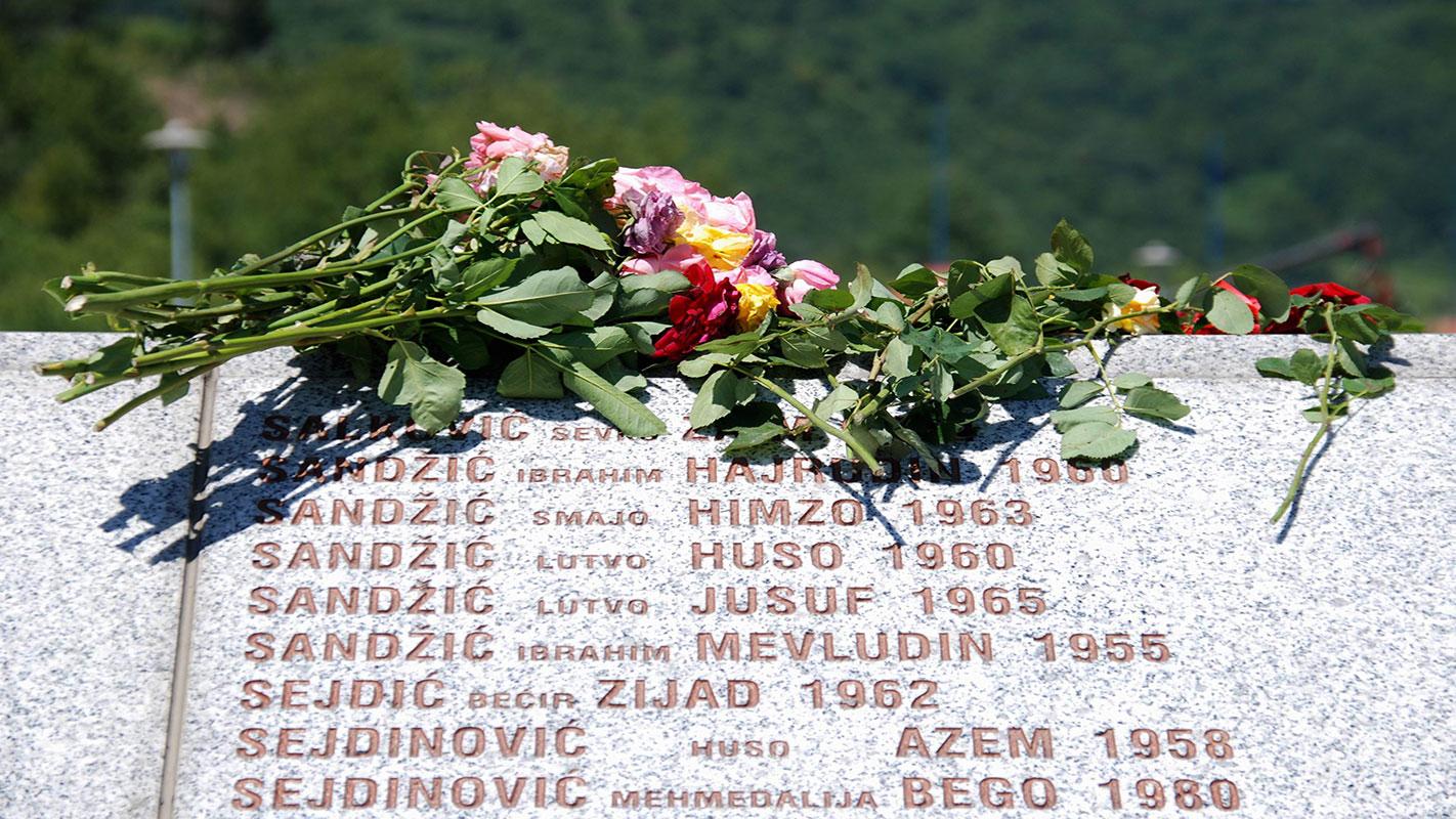 Srebrenica, Potočari, foto: Konstantin Novaković