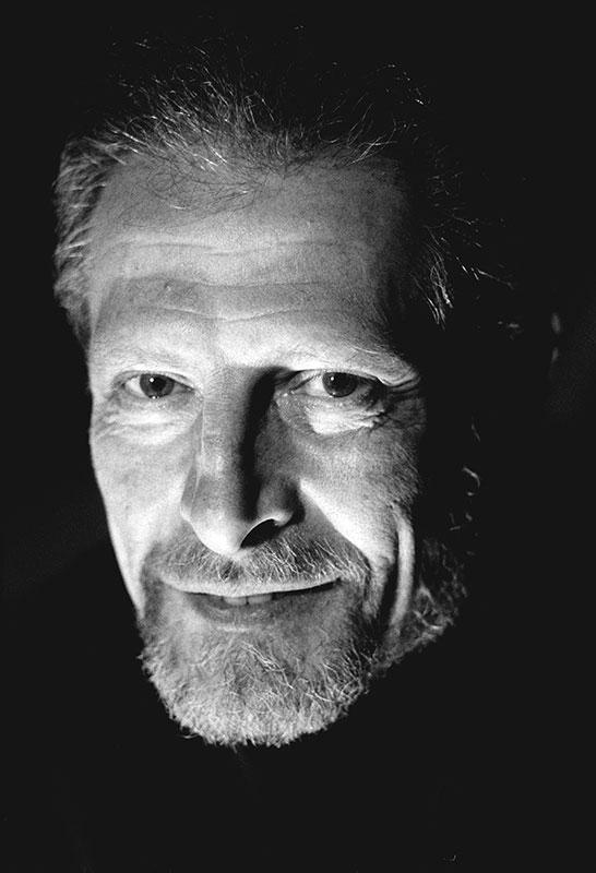 Lazar Stojanović (1944- 2017), foto: Goranka Matić