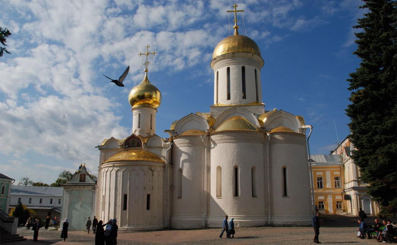 Manastir u Sergijevom Posadu, foto: Konstantin Novaković