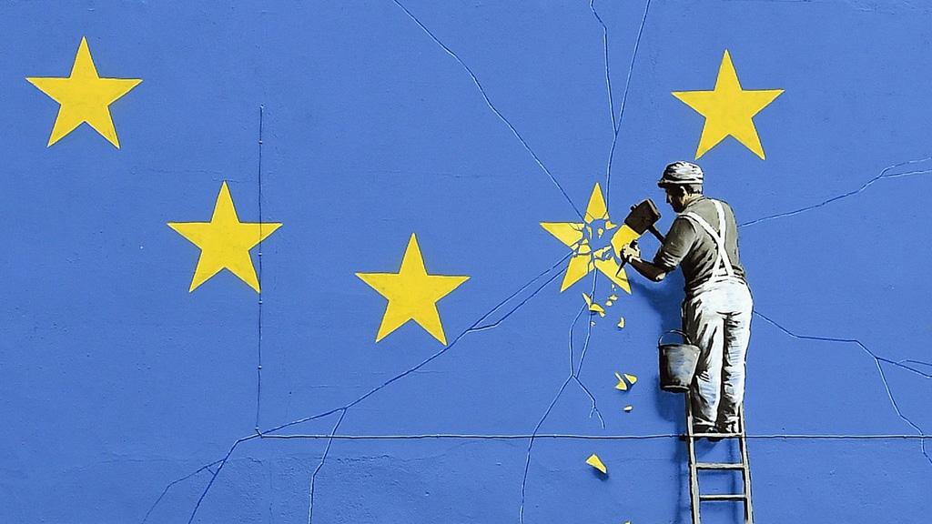 Banksy, brexit
