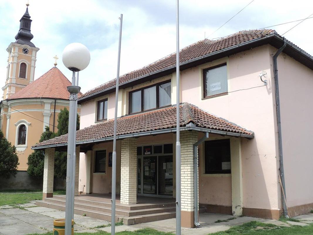 Biblioteka u Šimanovcima, foto: Đorđe Ćirković