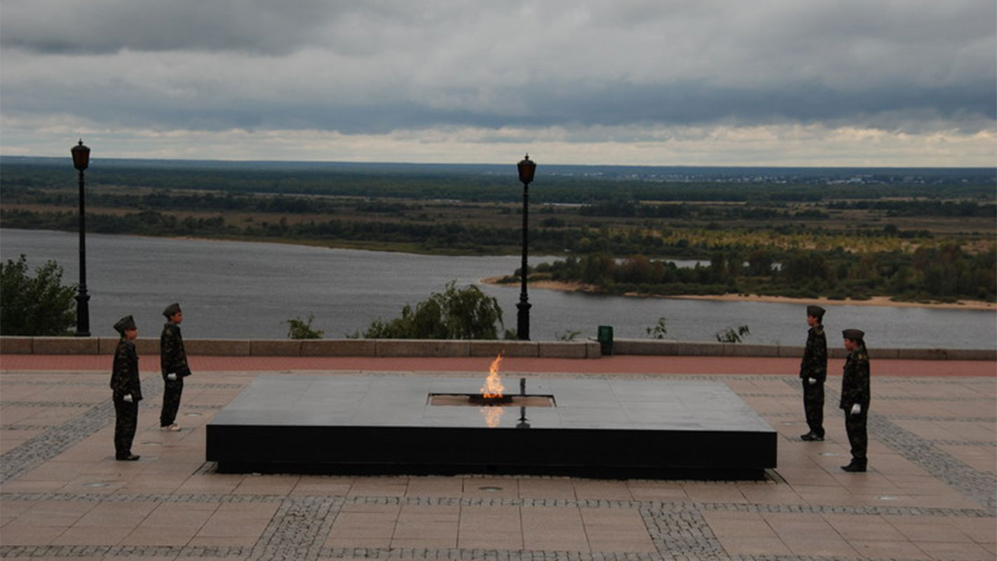 Nižnji Novgorod, foto: Konstantin Novaković