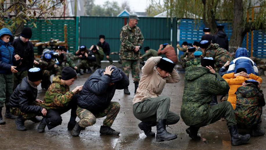Foto: Reuters / E. Kornyenko