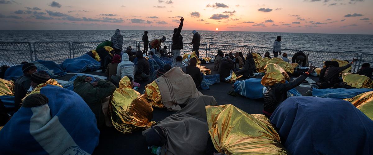 Foto © UNHCR / A. D'Amato