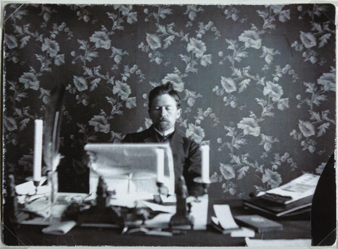 A. P. Čehov, foto: Fine art images / Heritage images / Getty