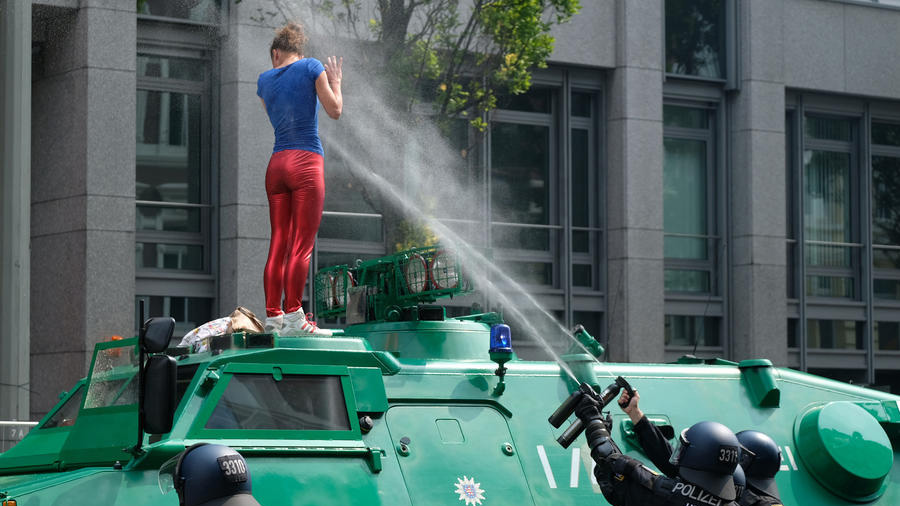 Hamburg, juli 2017, foto: Boris Roessler/DPA/AFP