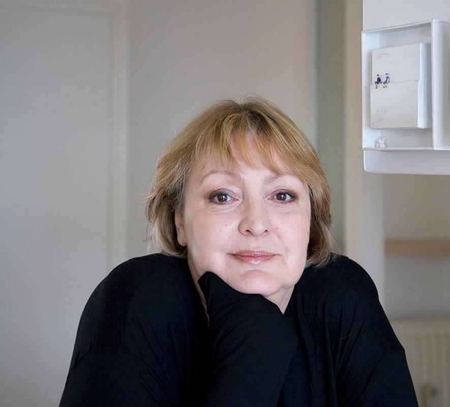 Dubravka Ugrešić, foto: Judith Jockel