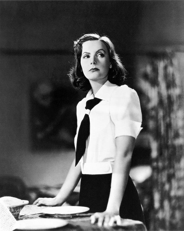 Greta Garbo kao Ninotchka (1939) © MGM