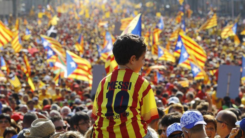 Barcelona, foto: Quique Garcia/AFP