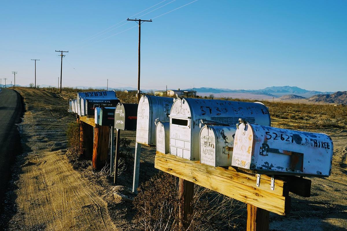 Johnson Valley, USA, foto: Neda Radulović-Viswanatha