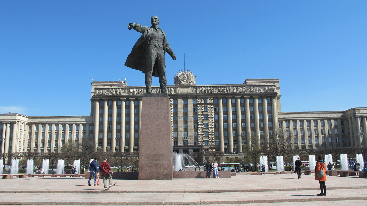 Saint Petersburg, photo: Djordje Tomic