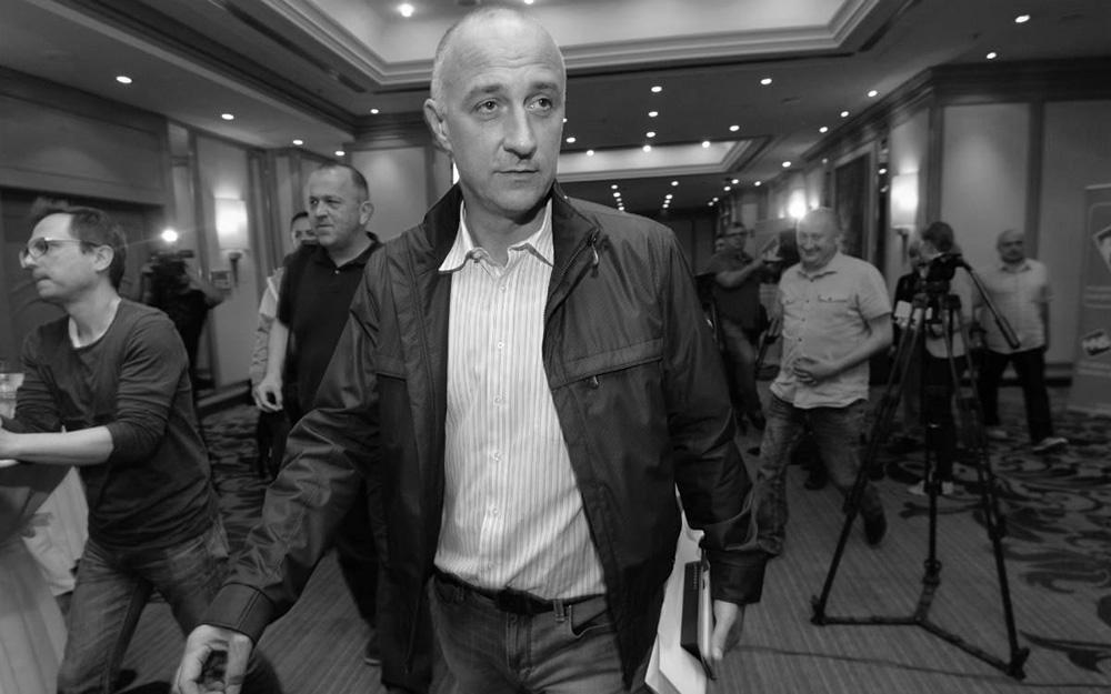 Ivan Vrdoljak, foto: Marko Lukunić/PIXSELL