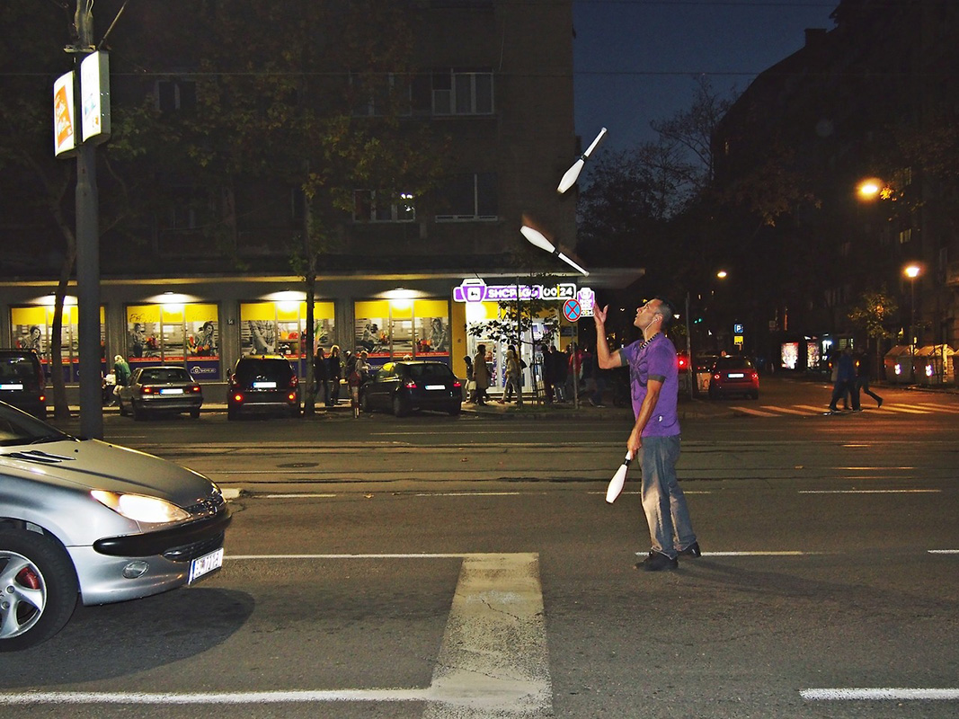 Foto: Predrag Trokicić u Beogradu
