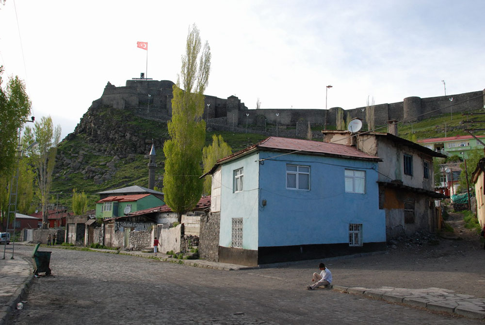 Kars, Turkey, photo: Konstantin Novakovic