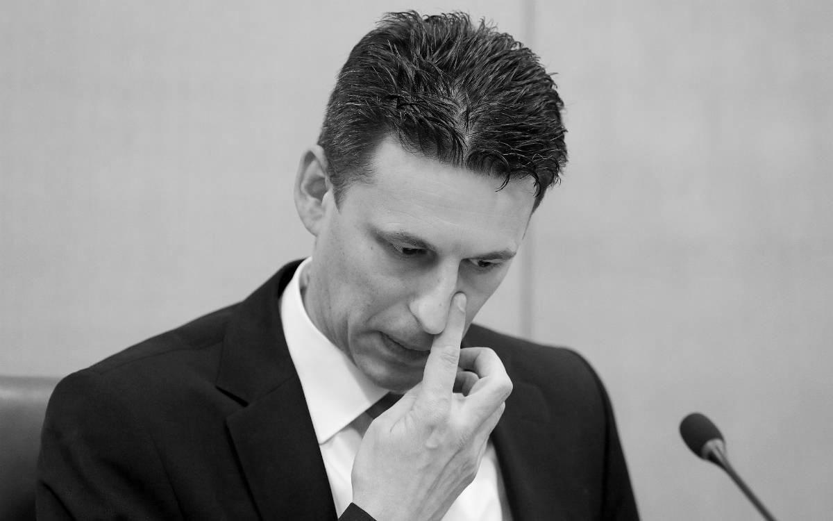 Božo Petrov, foto: Patrik Macek/PIXSELL