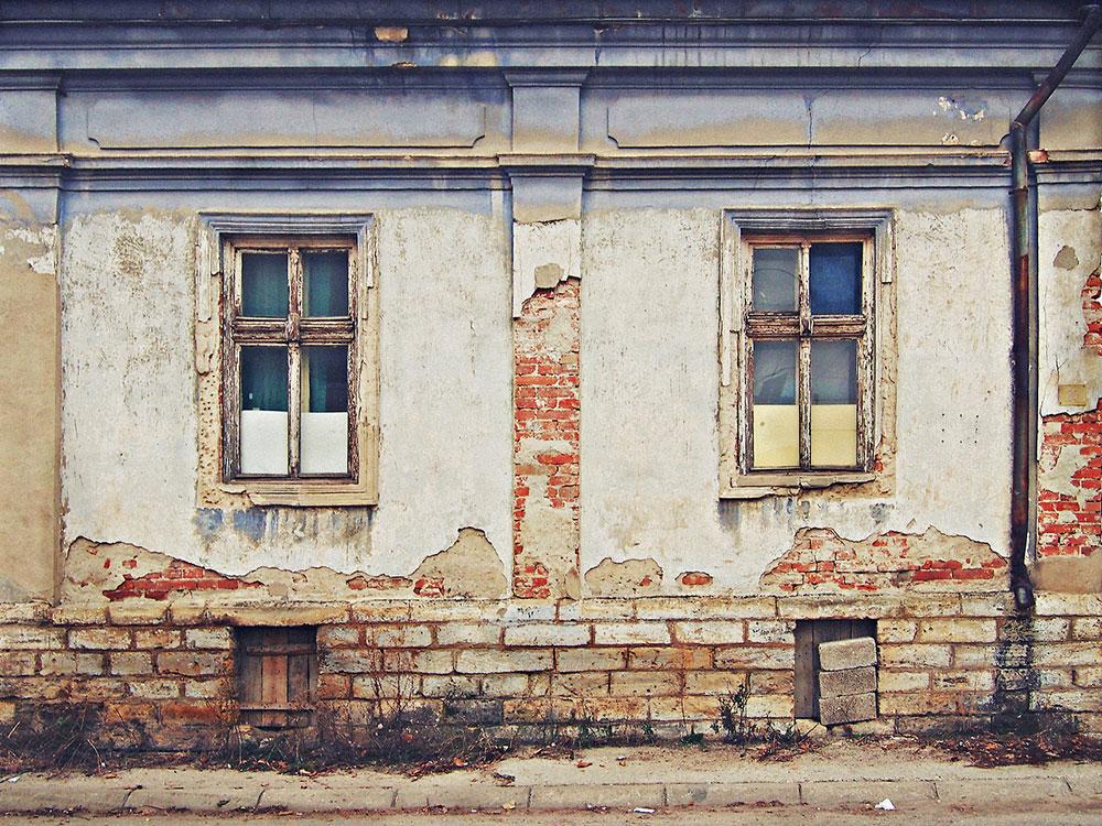 oronula kućna fasada