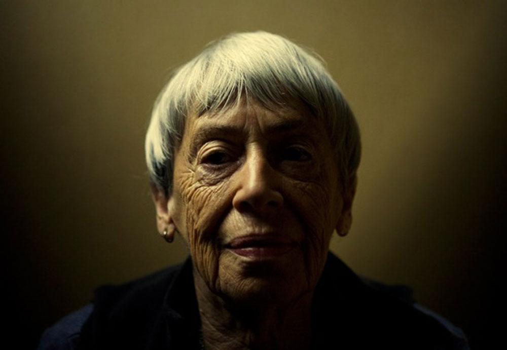 Ursula K. Le Guin (1929-2018), foto: Benjamin Reed