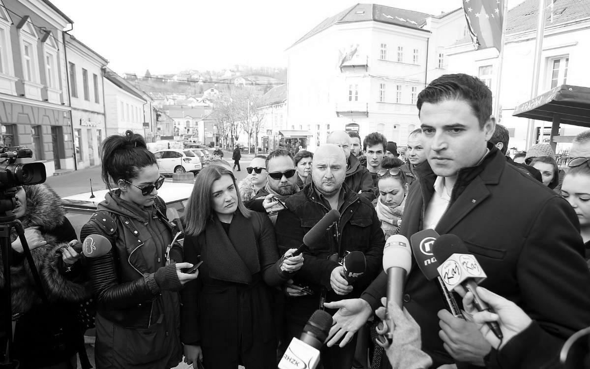 Davor Bernardić, foto: Goran Stanzl/PIXSELL