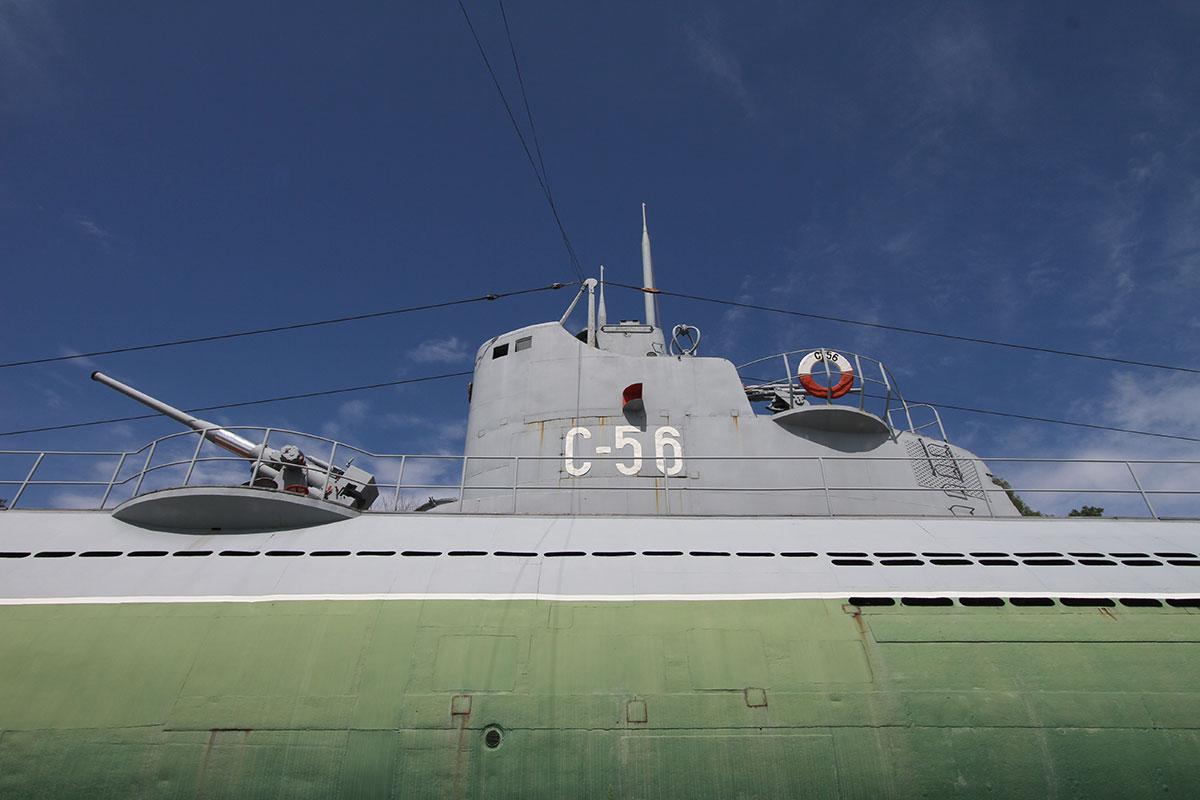 Podmornica S-56, Vladivostok, foto: Konstantin Novaković