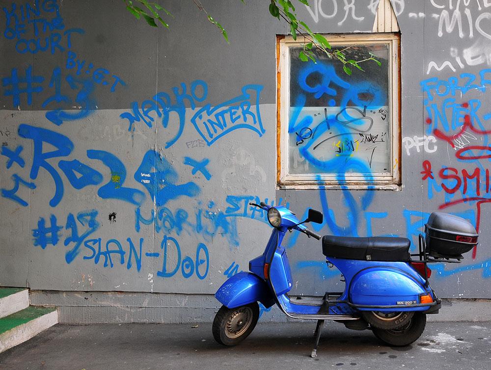 Baba Višnjina ulica, Beograd, foto: Alisa Koljenšić Radić