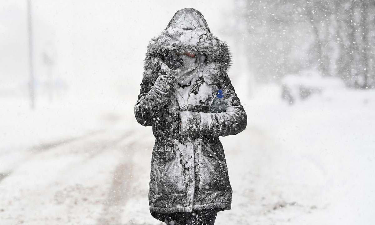 Beast from the East, foto: Jeff J Mitchell/Getty