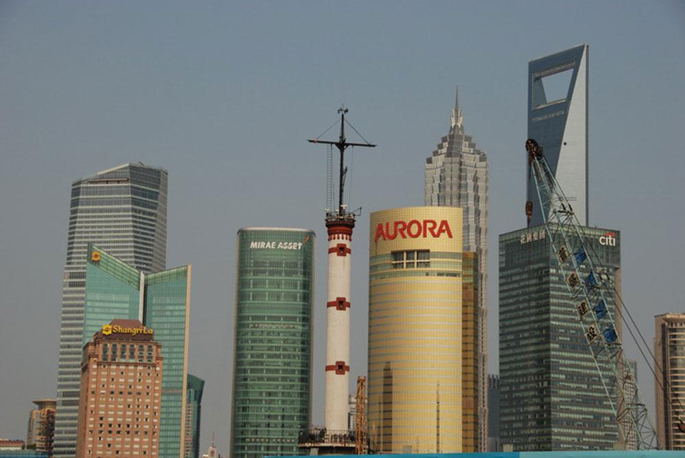 Šangaj, foto: Konstantin Novaković