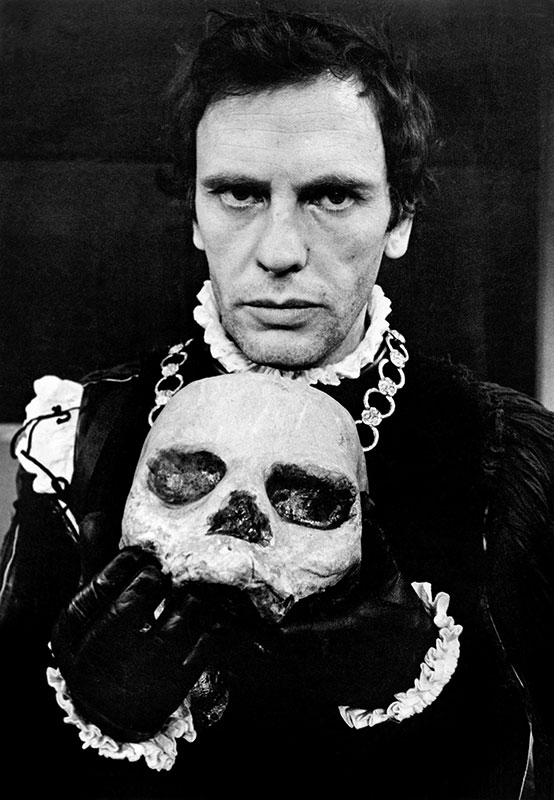 Jean-Louis Trintignant kao Hamlet 1971, foto: AGIP/Bridgeman Images
