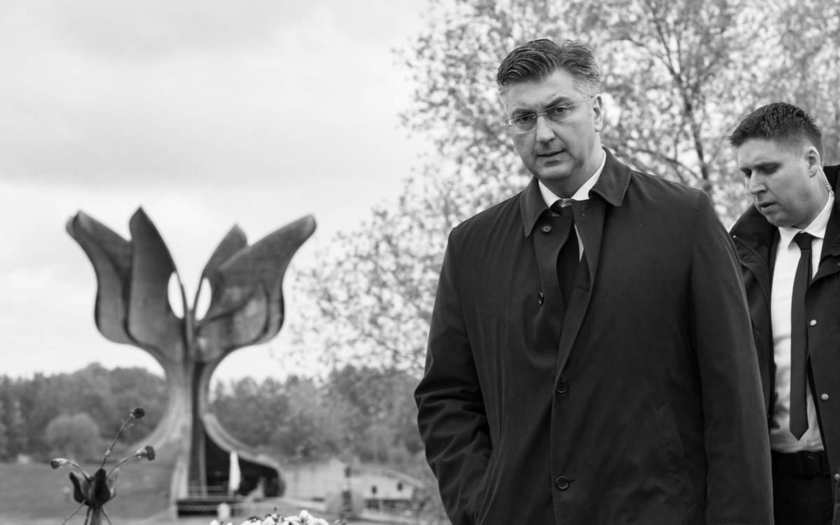 Andrej Plenković, foto: Davor Puklavec/PIXSELL