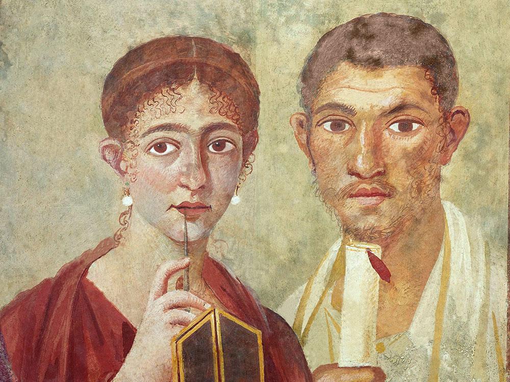Pompeja, foto: Školegijum